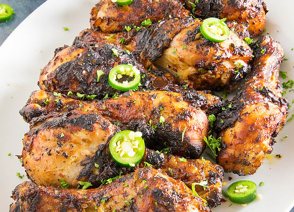 Spicy Joes Grilled Harissa Chicken