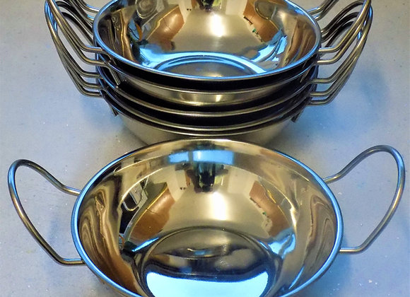 Set of 6 Balti Dishes