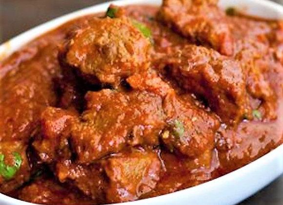 Meat Vindaloo