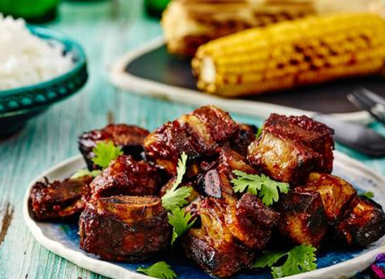 Mexican Sticky Ribs