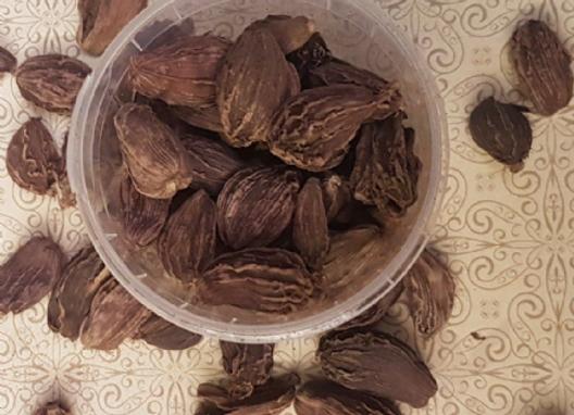 Cardamom Pods Black 30g