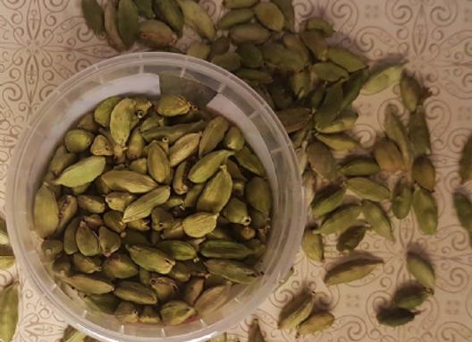Cardamom Pods (Green) 30g