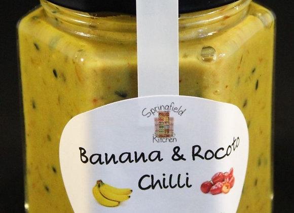 Banana Rocoto Chilli