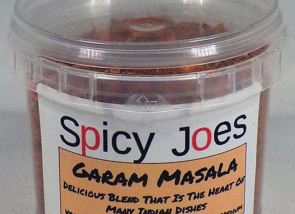 Spicy Joes Garam Masala 40g