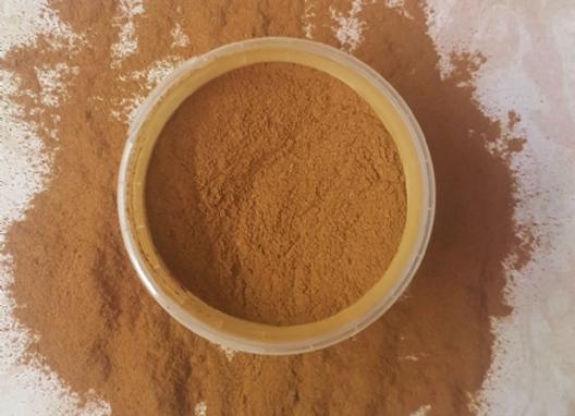 Fresh Cinnamon Ground 50g