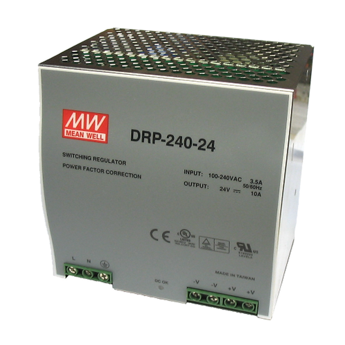 Mean Well DRP-240-24