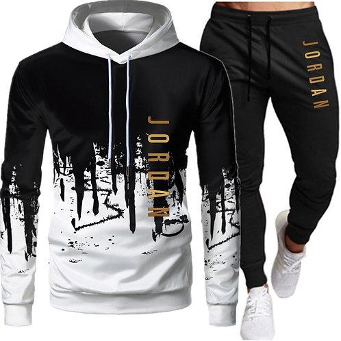 Fashion Jordan Hoodie Sportswear Tracksuit - Unisex