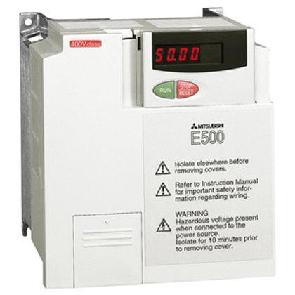 FR-E540-0,75К-EC - трехфазный преобразователь частоты