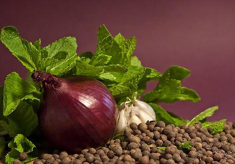 onion-garlic-seasonings-spices-wallpaper