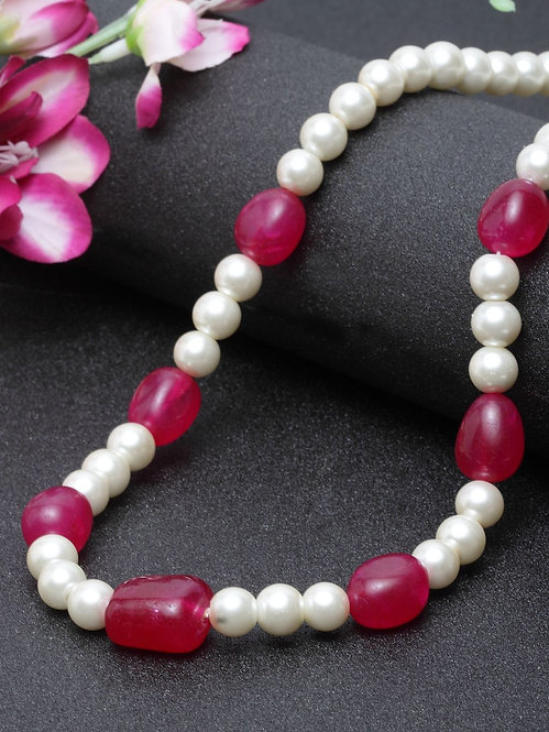 Pearl Ruby String