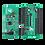 Thumbnail: Программируемый контроллер AMX-FX2N-26MT-2AD-1DA