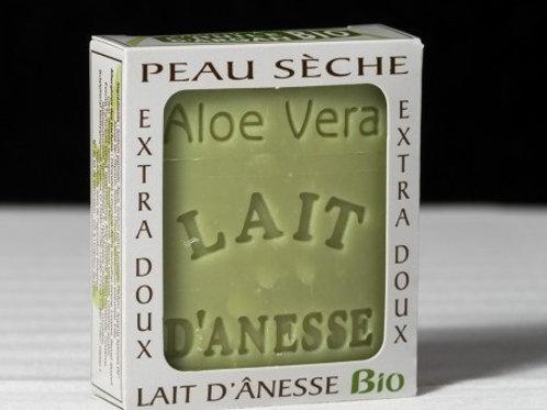 Savon au lait d anesse bio huile d argan