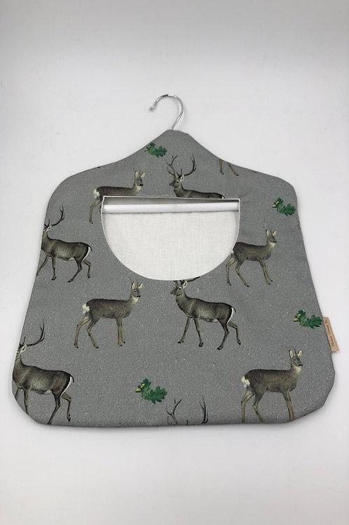 Peg Bag, Winter Deer G065