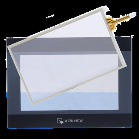 Сенсорный экран для панелей оператора 10 дюймов Weinview и Weintek с защитной пл