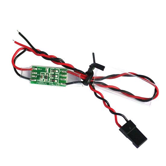 FrSky Telemetry System Accessories Battery Voltage Sensor-FBVS