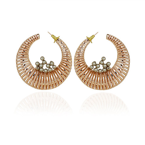 MARELLA HOOP EARRINGS