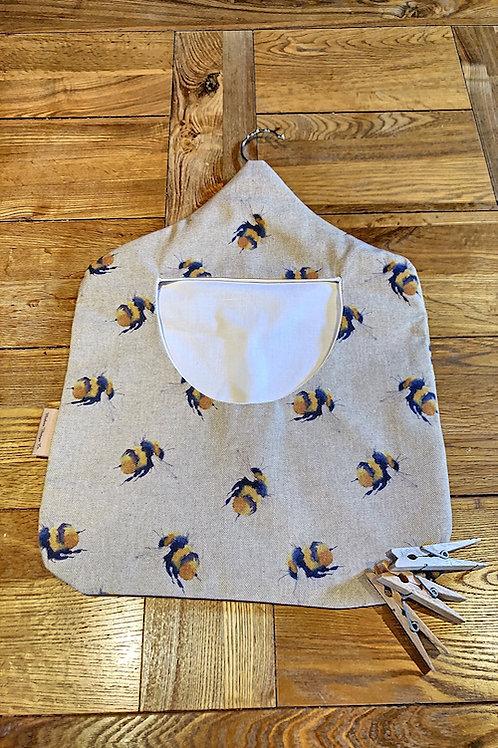 Peg Bags, Bumblebees G053
