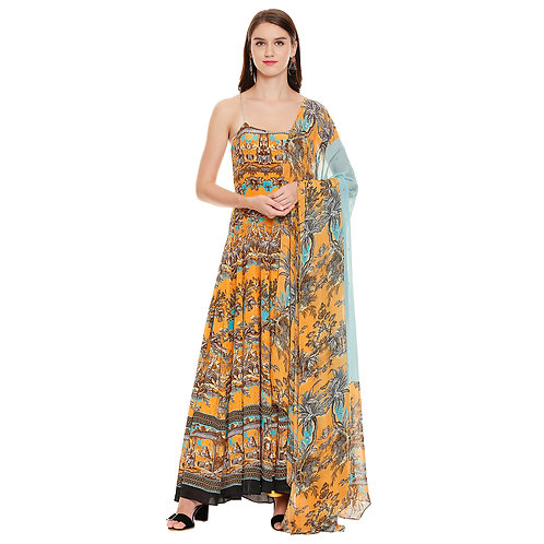 Dress , Dupatta