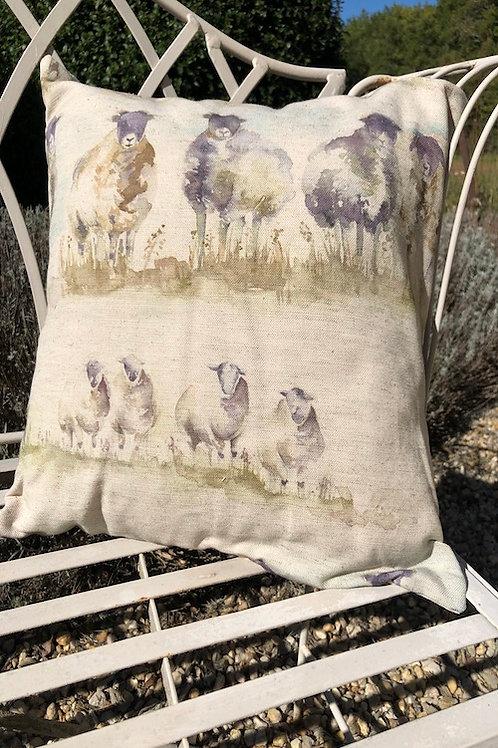 Cushion, Sheep Sm,Med,Lg C090