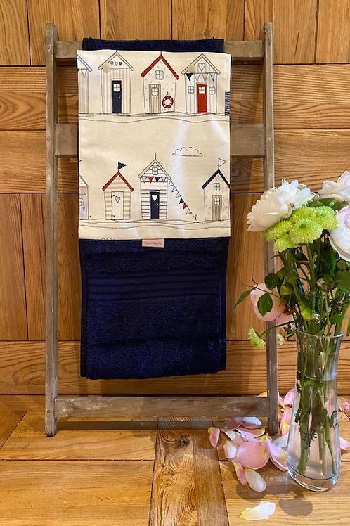 Roller Towel, Beach hut E113