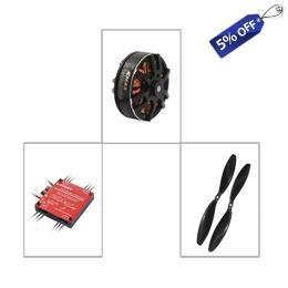 Quadcopter 650mm Combo 1 Quadcopter 650mm Combo 1