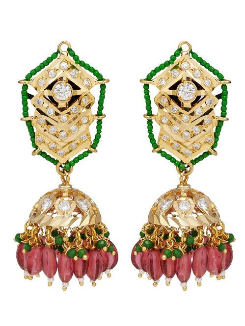 Pinky Rajwada Earrings
