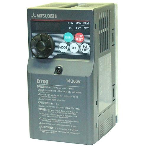 FR-D720S-070SC-EC - однофазный преобразователь частоты
