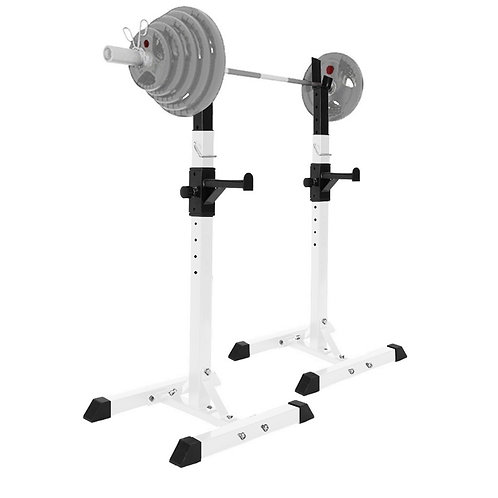 Adjustable Squat Rack Stand and Bench Press (FREE Shipping)