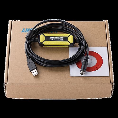 Кабель USB-QC30R2 для программирования ПЛК Mitsubishi Q серии