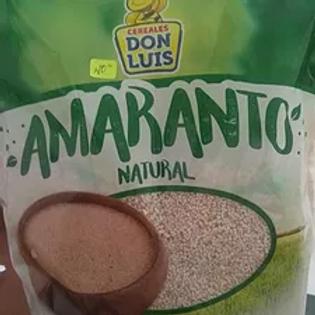 250 gr de amaranto natural