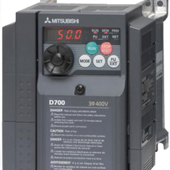 FR-D740-080SC-EC - трехфазный преобразователь частоты