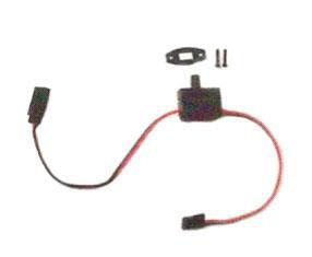 K-030 JR-Futaba Switch 22# PVC wire L=30CM