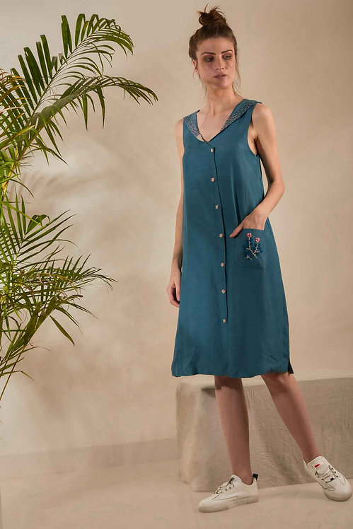 Starry Ocean Dress