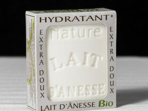 Savon naturel au lait d'ânesse bio