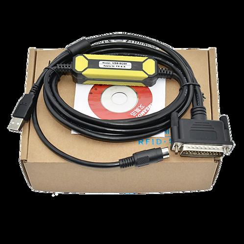 Кабель USB-SC09 для программирования ПЛК Mitsubishi A и FX серии
