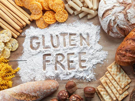Know the Top 5 Benefits of Going Gluten-Free!