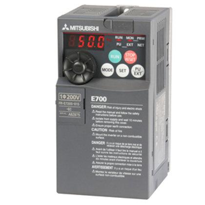 FR-E720S-030SC-EC - однофазный преобразователь частоты