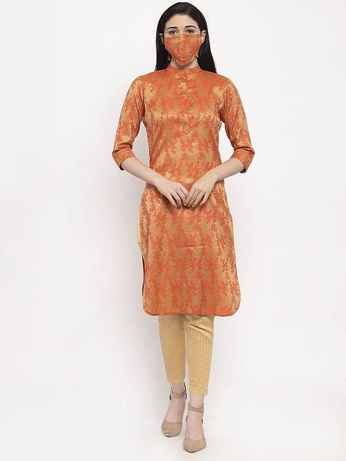 Narangi Suit