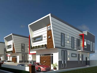 Idyllic Pantheon Smart Home Fully Duplex