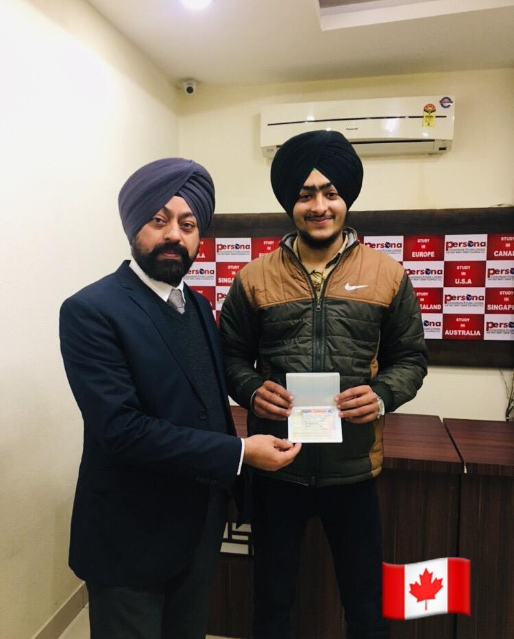 Gursimranbir singh canada visa.JPG