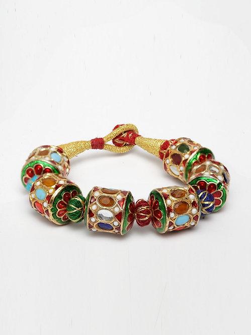 Navratan Multi color Bracelet