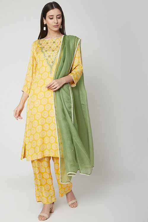 Kurta and palazzo set /co-ord set