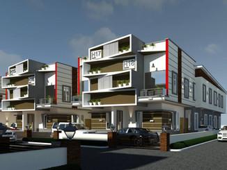 Idyllic Pantheon Smart Home Semi - Detached