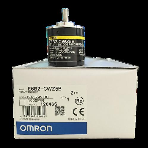 Энкодер Omron E6B2-CWZ5B 1000имп/об PNP