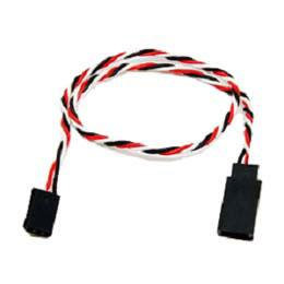 G-003 Futaba twisted wire 22AWG 60core Anti-interference Servo Extension Cable L