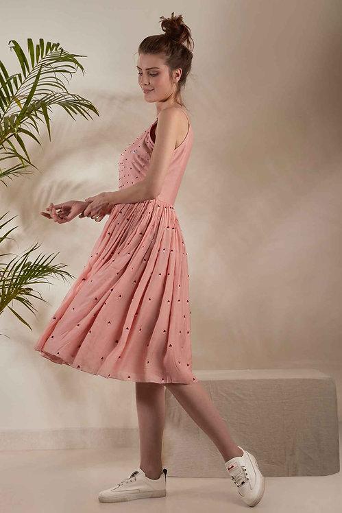 Pink Carnation Dress