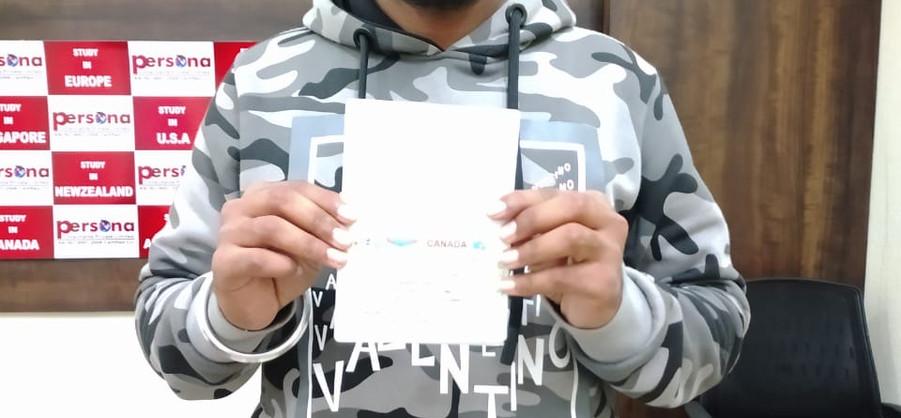 Harshdeep singh canada visa.JPG