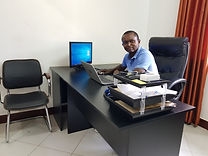 Mr. Salum Mshamu (co-Founder, Managing D