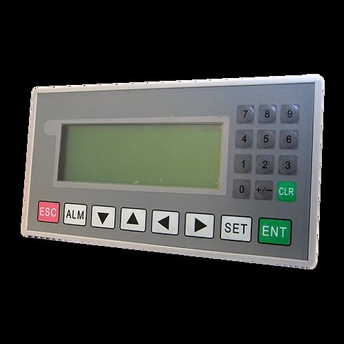 Панельный контроллер OP320-A-FX2N-16MT-6AD2DA-485