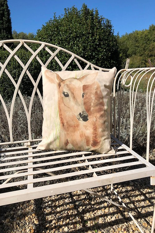 Cushion, Deer C083